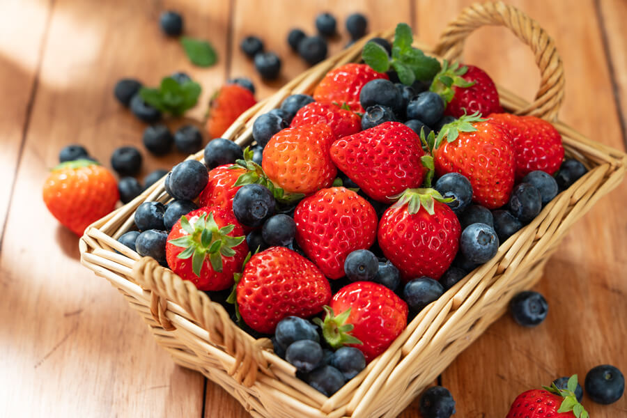 果物もEDの改善には効果を発揮