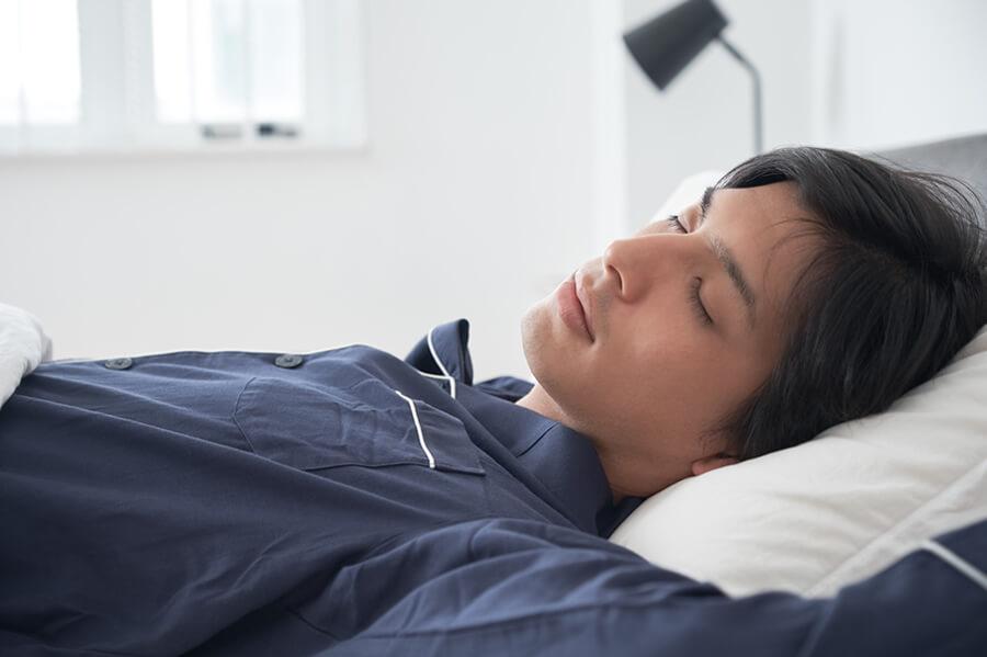 まず、質のよい睡眠