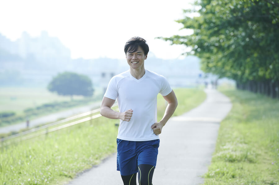 ジョギング、ランニングでED予防