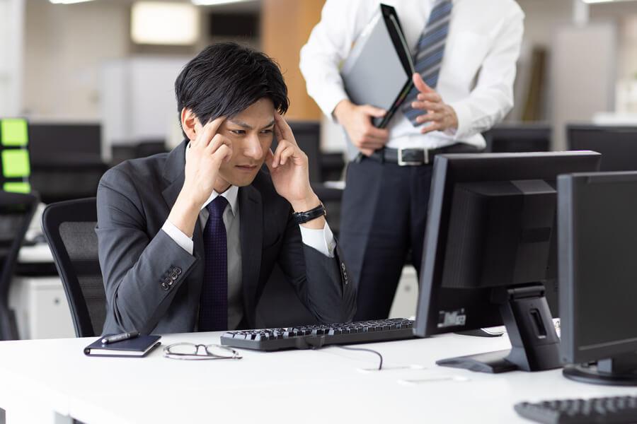 過剰なストレスなどによりEDが引き起こされるケースもあります
