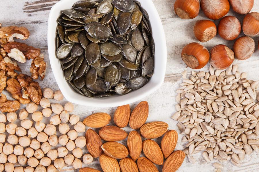 滋養強壮効果のある食べ物も効果的