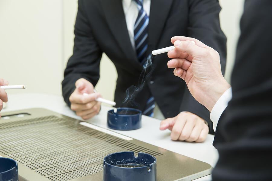 禁煙する場合はストレスに注意