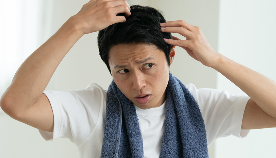 AGA治療によるEDのきっかけは心理的要因が多い
