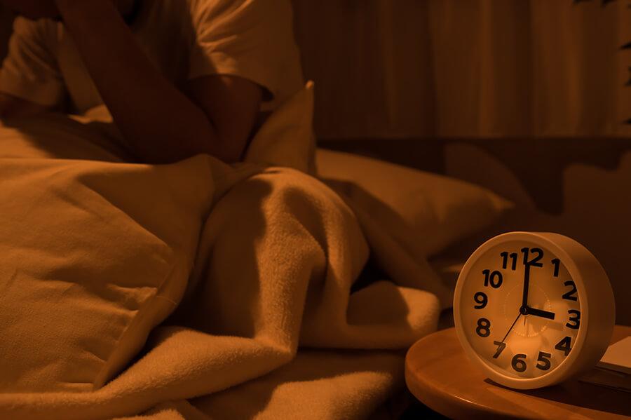 うつ病による睡眠障害