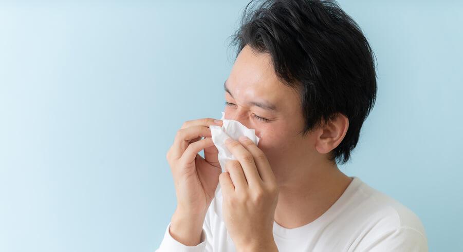 副作用として、顔のほてりや頭痛、鼻詰まり、目の充血などがおきる可能性があります