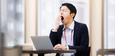 無意識のうちEDが進行する?睡眠不足が男性機能に与える影響と解決策