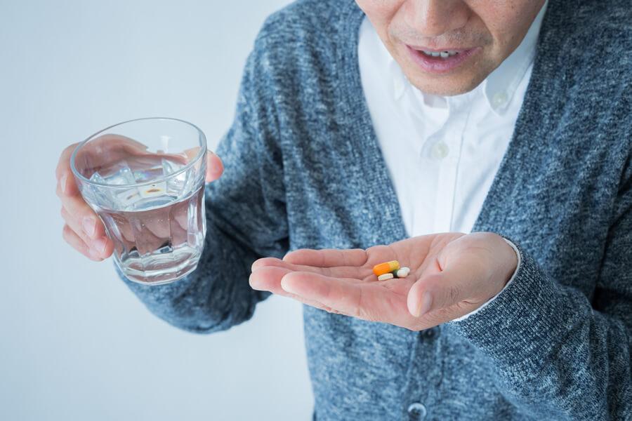 男性更年期障害の治療法